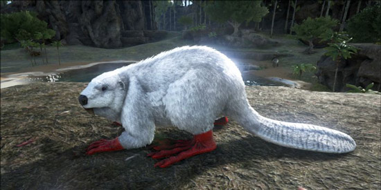 方舟生存进化巨河狸
