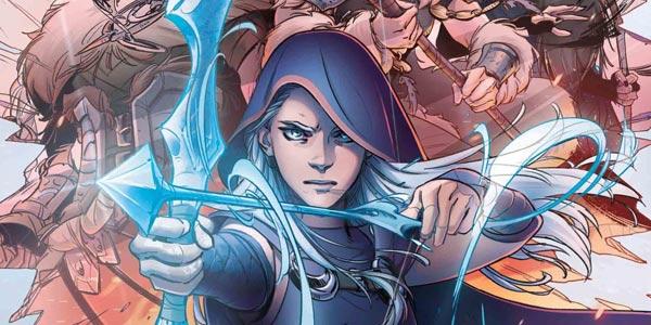 《復仇者聯盟》將要大戰《英雄聯盟》?LOL將與漫威合作推出漫畫