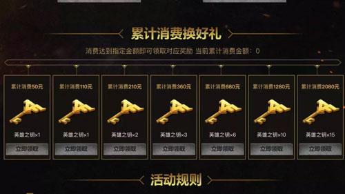 CF手游周年庆7