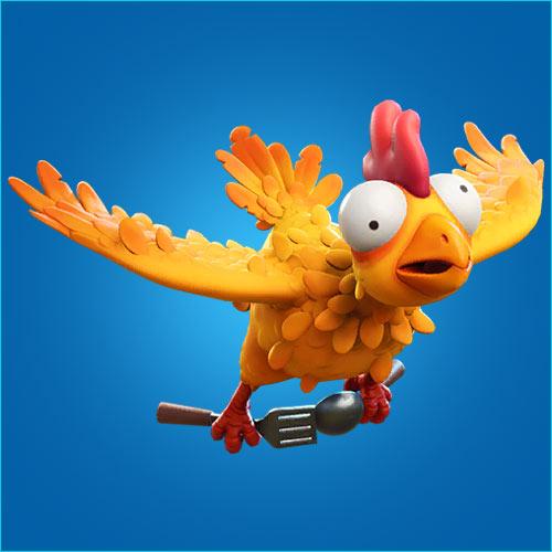 堡垒之夜手游滑翔机顽皮小鸡怎么得 顽皮小鸡滑翔伞介绍