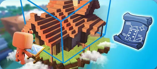 迷你世界蓝图建造2.0