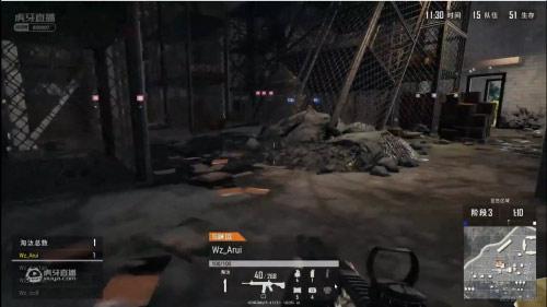 NEST2018 PUBG 小组赛 TYLOO战队表现出众五杀吃鸡