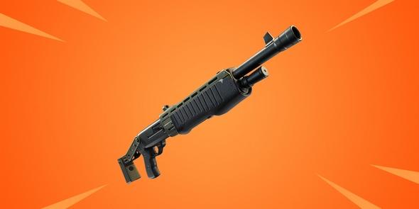 堡垒之夜本周将推出史诗传说品质霰弹枪