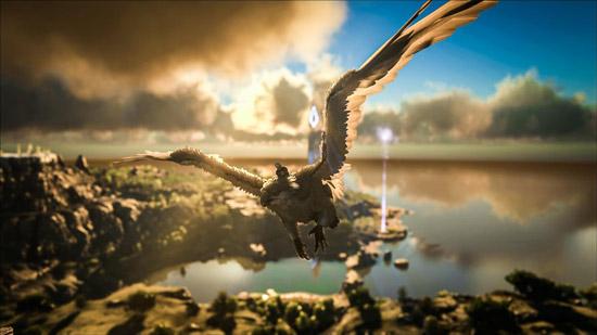 方舟生存进化狮鹫图片