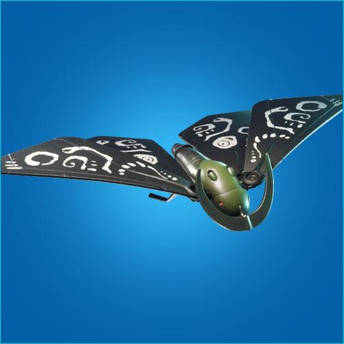 堡垒之夜手游滑翔机振翅虫怎么得 振翅虫滑翔伞介绍