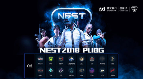 NEST2018 PUBG