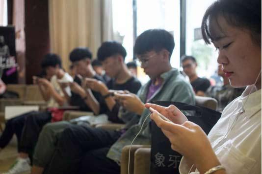 2018腾讯微视星联赛校园赛:为千万热爱电竞的大学生提供开放舞台