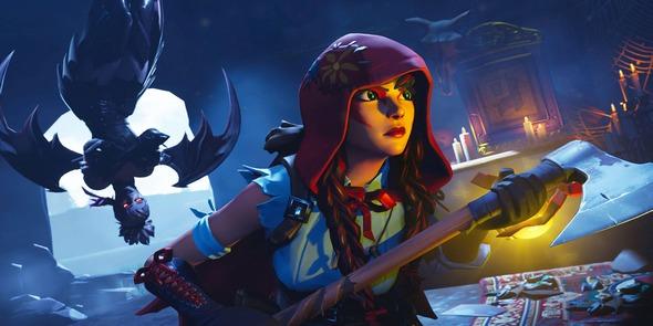 堡垒之夜手游官方海报:第六赛季海报
