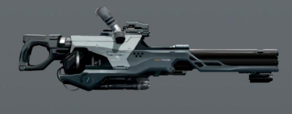 恙化装甲加特林