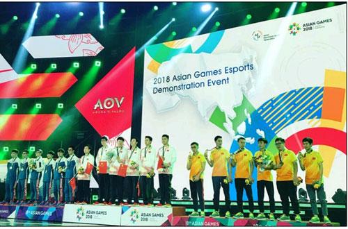 2019东南亚运动会电竞