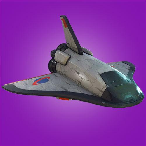 堡垒之夜手游滑翔机轨道穿梭着陆器怎么得 轨道穿梭着陆器滑翔伞介绍