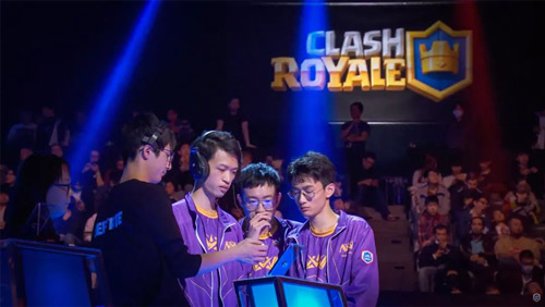 皇室战争CRL3