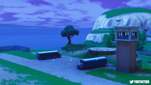 堡垒之夜第七赛季第二张海报曝光 滑索工具将登场