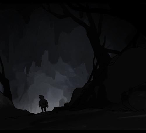 贪婪洞窟2漫画