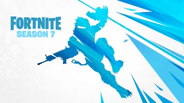 堡垒之夜第七赛季第三张海报曝光 角色似雪怪