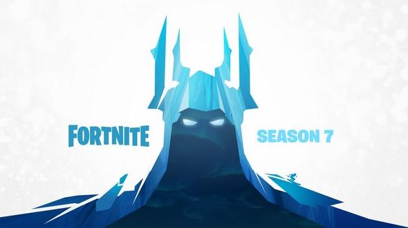 堡垒之夜手游官方海报 第七赛季宣传图