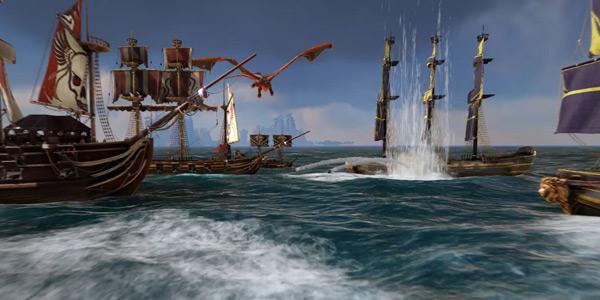 《方舟生存进化》开发商新作 以海盗为主题的沙盒MMO