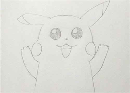 一起来看看国外大触手绘精灵宝可梦作品