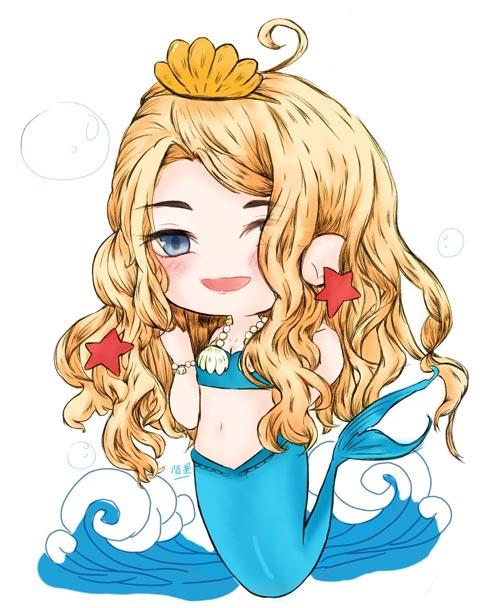 迷你世界手绘作品 米娜公主