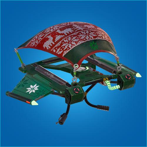 堡垒之夜手游滑翔小毛毯怎么得 小毛毯滑翔伞介绍