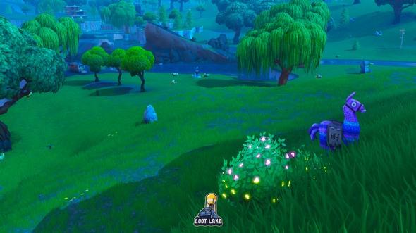 堡垒之夜手游v7.10地图改动 原露天影院现出现优秀玩家作品