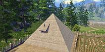 明日之后金字塔建筑简单教学