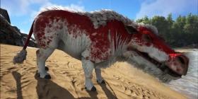 方舟生存进化凶齿豨怎么驯 手游方舟凶齿豨驯服方法