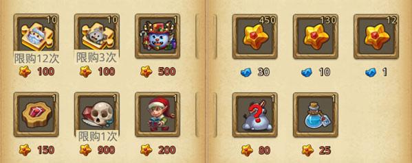 不思议迷宫圣诞大作战迷宫攻略 圣诞节活动迷宫攻略