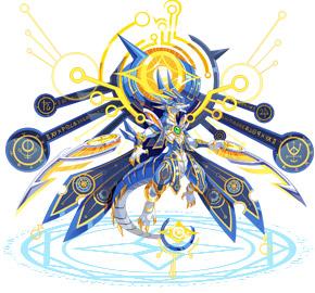奥奇传说神罚秩序圣龙