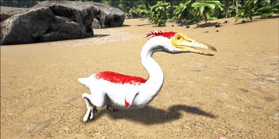 方舟生存进化黄昏鸟