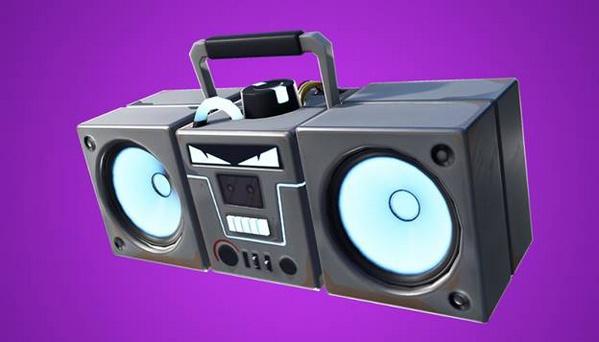 堡垒之夜手游扬声器怎么用 扬声器玩法介绍