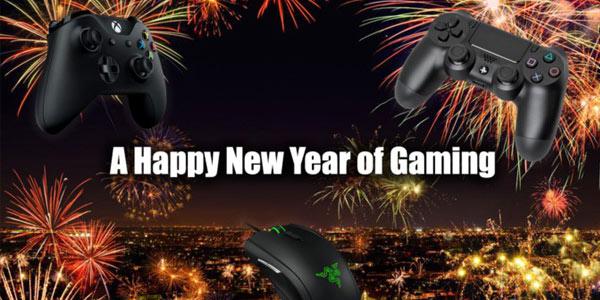 「就哔哔」是哪款游戏有这荣幸陪你度过新年第一天?