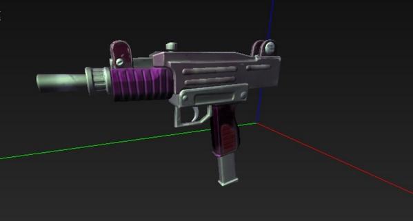 堡垒之夜V7.10#3更新时间曝光 新冲锋枪或登场