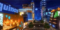 VGAME游戏场景曝光 真实而又充满幻想的现代都市