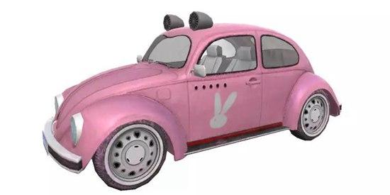 首先是可爱的小胖丁跑车 喜欢粉色的小伙伴不要错过了~老夫的少女心鸭