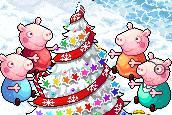 皮卡堂一起欢庆圣诞