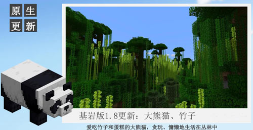 我的世界大熊猫