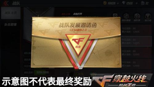 CF手游战队更新2