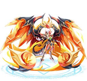 奥奇传说焚寂圣焰次元龙