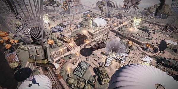 继使命召唤之后,这个作者又开发出了手机版的《战地》