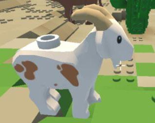 乐高无限怎么驯服羊 羊一般在哪