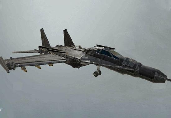 我的战舰飞机