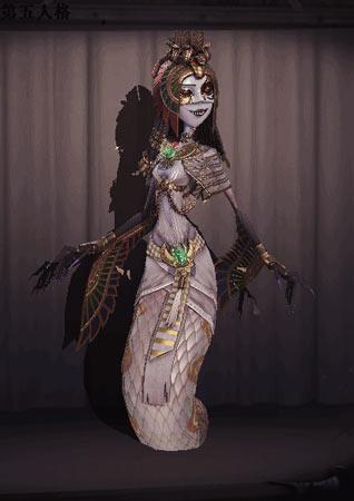 第五人格梦之女巫