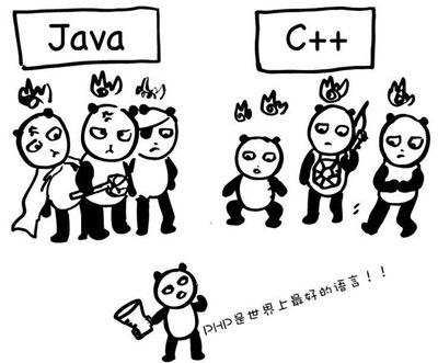 php最好的语言