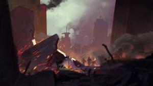 多人协力3D动作射击《Fight Lass 恙化装甲》台北电玩展抢先体验