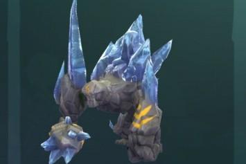 创造与魔法水晶巨人