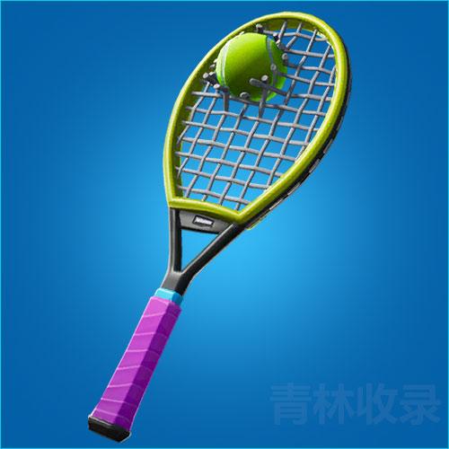 堡垒之夜手游二手网球拍怎么得 二手网球拍背饰获取介绍