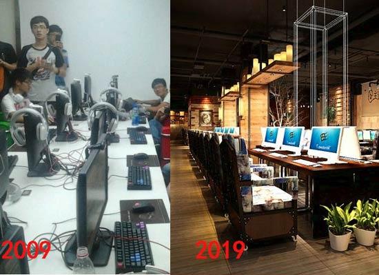 十年对比挑战