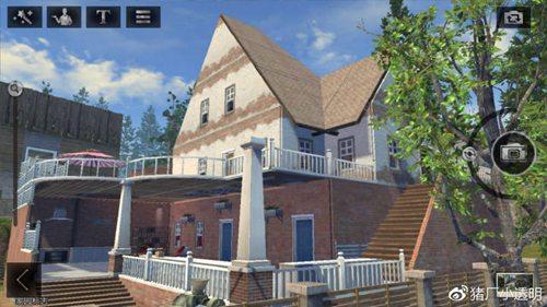 明日之后8级庄园房子设计图纸 豪华建筑推荐第15期