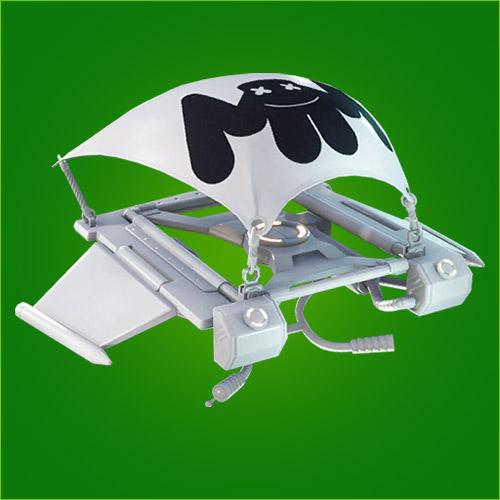堡垒之夜手游棉花伞怎么得 棉花伞滑翔伞介绍